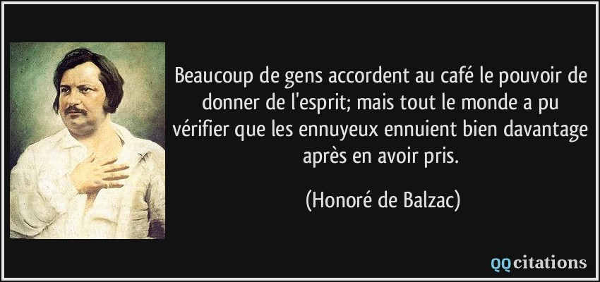 Beaucoup De Gens Accordent Au Café Le Pouvoir De Donner De L