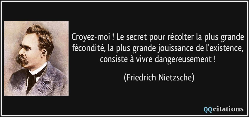 citations de nietzsche friedrich