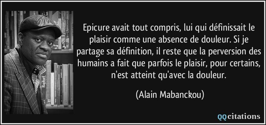 Epicure Avait Tout Compris Lui Qui Definissait Le Plaisir Comme