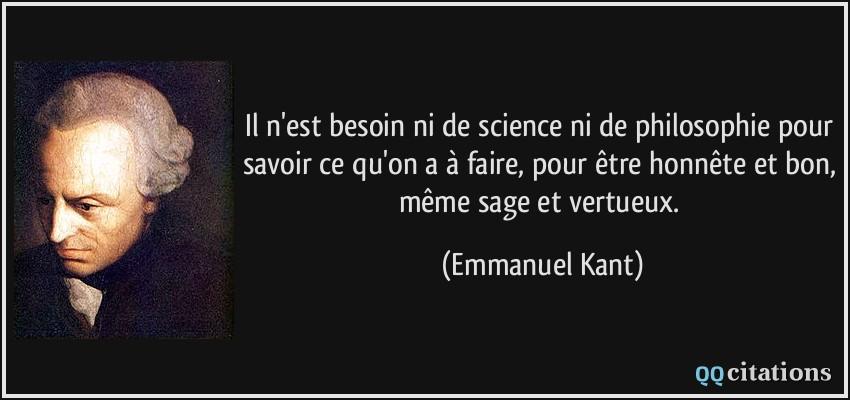 Citation philosophique sur la science   sem philo