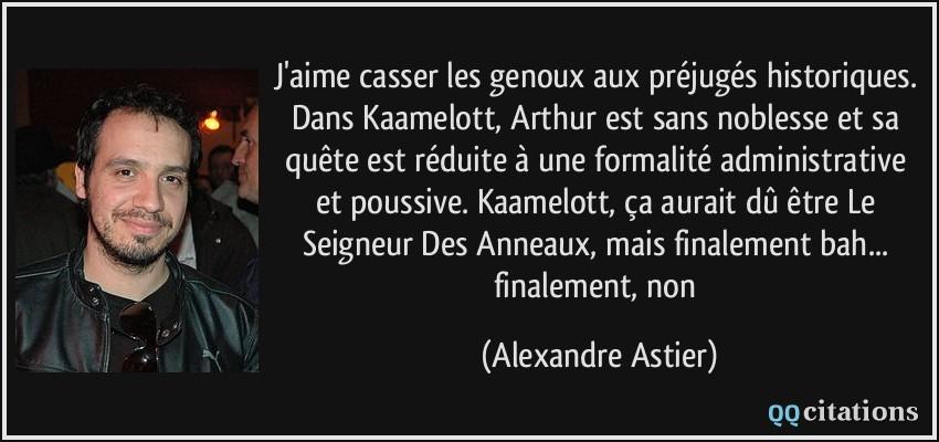 Citation Kaamelott