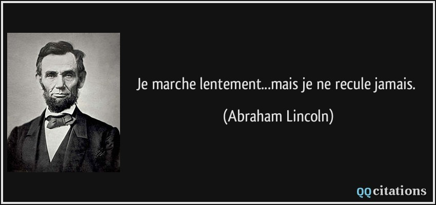 citations lincoln abraham