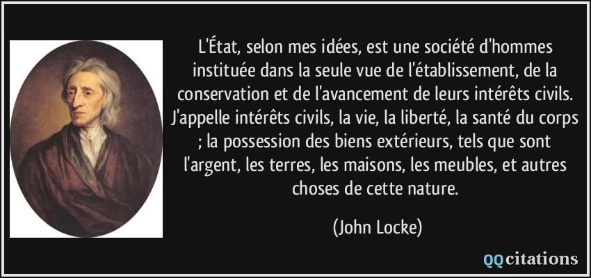 john locke citations