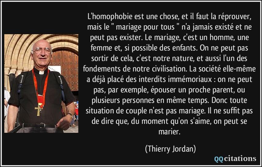 Gut gemocht Love Quotes For Husband: Citation Pour Le Mariage Pour Tous IY23