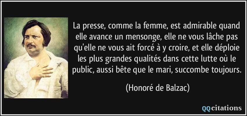 Citation Mensonge Homme