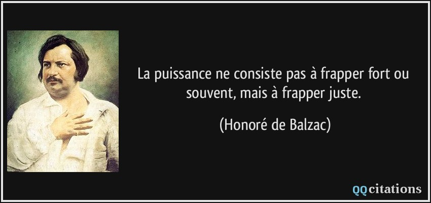Autres citations de Honoré de Balzac