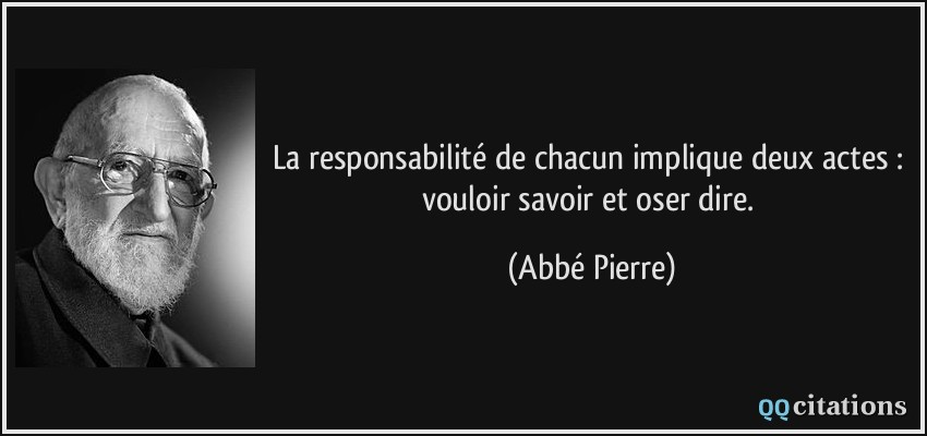Citation De L Abbe Pierre 3 Inform Action