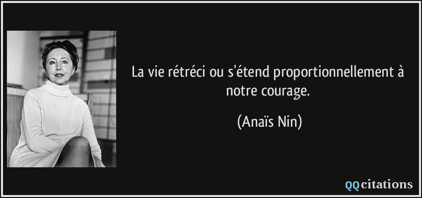anais nin citations