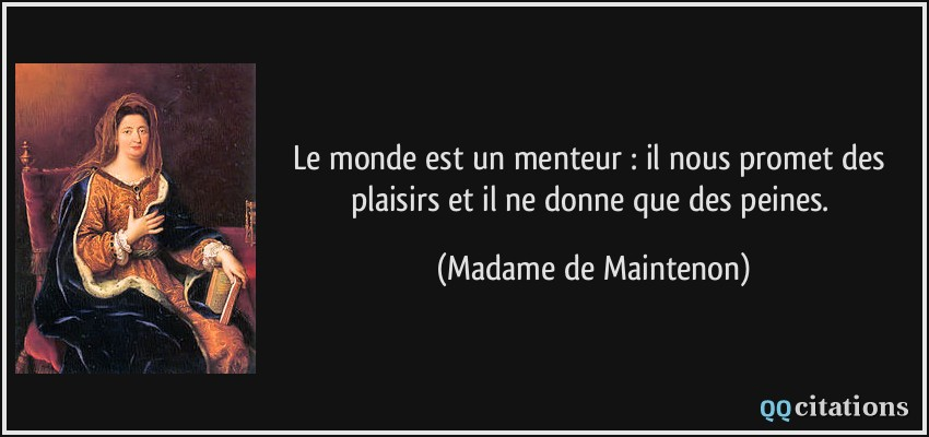 citations de menteur