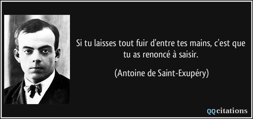 De mes disparitions.. - Page 2 Citation-si-tu-laisses-tout-fuir-d-entre-tes-mains-c-est-que-tu-as-renonce-a-saisir-antoine-de-saint-exupery-164947