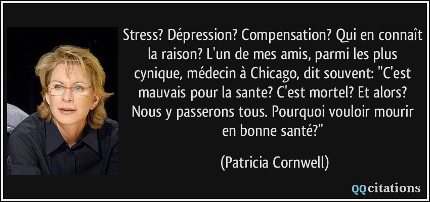 citations de dépression