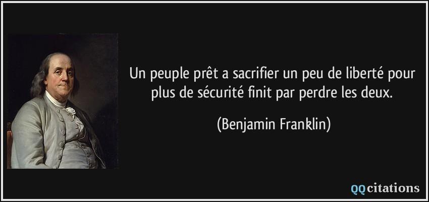 citation b franklin